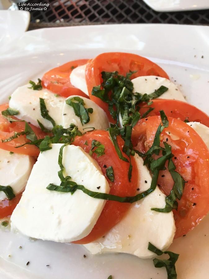Savor - Caprese Salad